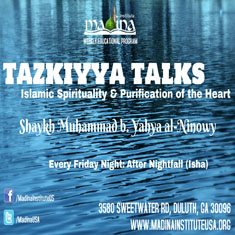 TAZKIYA TALKS